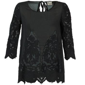 Clothing Women Tops / Blouses Stella Forest ALANE Black