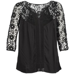Clothing Women Tops / Blouses Stella Forest ALWENA Black