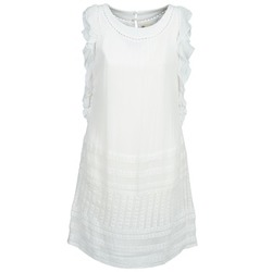 Clothing Women Short Dresses Stella Forest AUDRENE White
