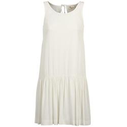 Clothing Women Short Dresses Stella Forest DELFINEZ ECRU