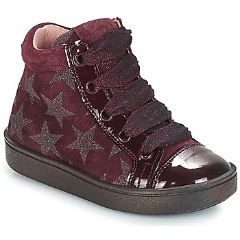 Shoes Girl Hi top trainers Acebo's MASSA Bordeaux