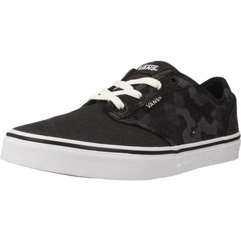 Shoes Women Low top trainers Vans YT ATWOOD Black