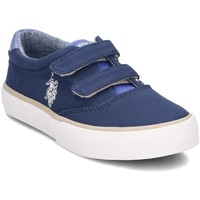 Shoes Women Low top trainers U.S Polo Assn. Galab Navy blue