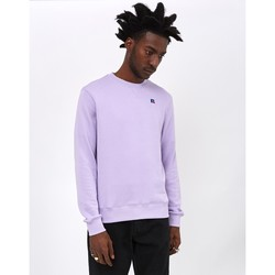 Clothing Men jumpers Russell Athletic Cavaliers Heritage Crew Sweatshirt Lilac Purple