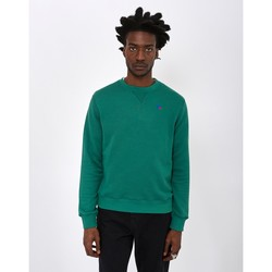 Clothing Men jumpers Russell Athletic Cavaliers Heritage Crew Sweatshirt Green Green