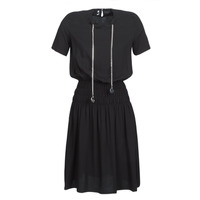 Clothing Women Short Dresses Love Moschino MODELLO Black