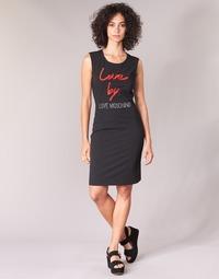 Clothing Women Short Dresses Love Moschino CARININA Black