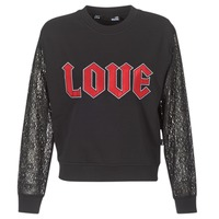 Clothing Women Sweaters Love Moschino NARU Black