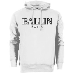 Clothing Men jumpers American Joggs Ballin - Hoodie - White White