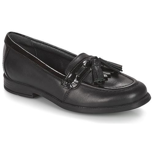 Shoes Girl Loafers Start Rite LOAFER PRI Black