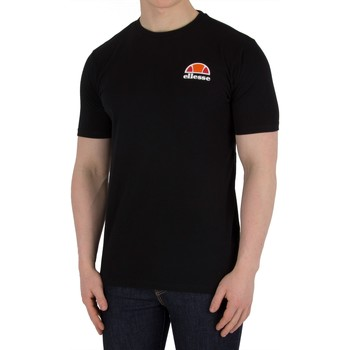 Clothing Men Short-sleeved t-shirts Ellesse Canaletto T-Shirt black
