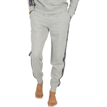 Clothing Men Tracksuit bottoms Tommy Hilfiger Track Joggers grey