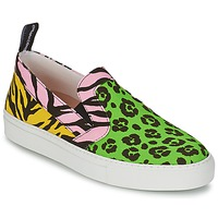 Shoes Women Slip-ons Moschino Cheap & CHIC LIDIA Multicoloured