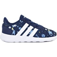 Shoes Children Low top trainers adidas Originals Lite Racer Inf Navy blue