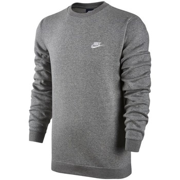 Clothing Men sweaters Nike Sportswear Crew Fleece Club Grey Grey