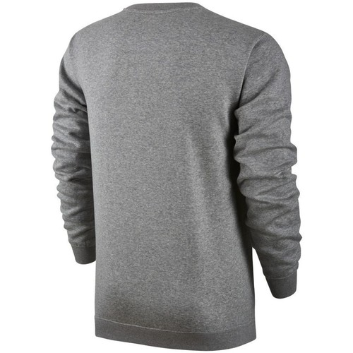Fleece Crew Club Nike Grey Sportswear EwTqw1P