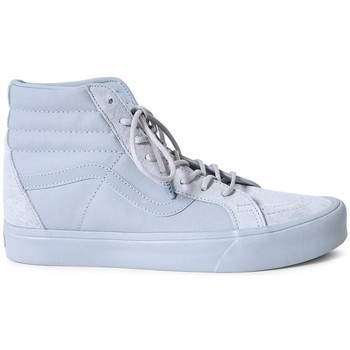 Shoes Men Trainers Vans Sk8-Hi Trainers Off White White