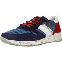 Shoes Men Low top trainers Cetti C1082 V18 Blue