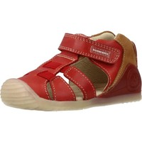 Shoes Children Sandals Biomecanics 182147 Red