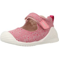 Shoes Girl Low top trainers Biomecanics 182123 Pink
