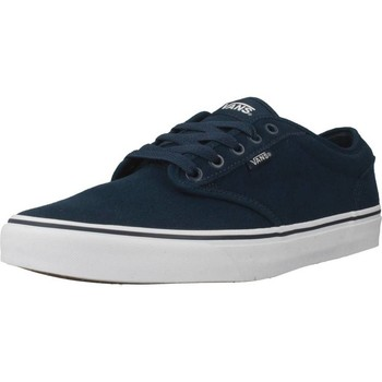 Shoes Men Low top trainers Vans MN ATWOOD Blue