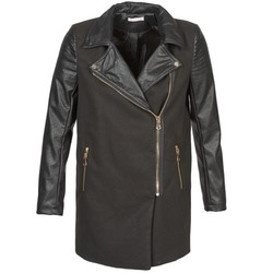 Clothing Women coats Moony Mood BLAIR Black