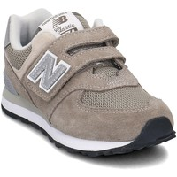 Shoes Children Low top trainers New Balance YV574GG Grey