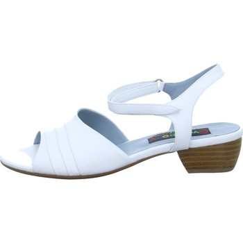 Shoes Women Sandals Everybody 20891 White