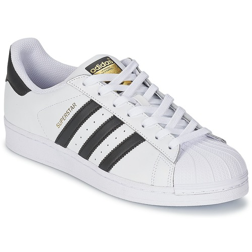 adidas Originals SUPERSTAR White   Black - Free delivery with ... 3f784be5e04