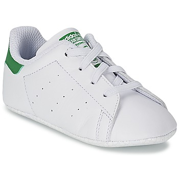 adidas  STAN SMITH GIFTSET  girlss Childrens Shoes (Trainers) in white