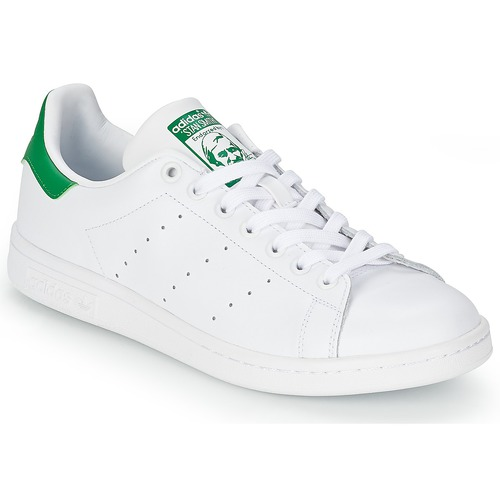577c145cec4 adidas Originals STAN SMITH White   Green - Free delivery with ...