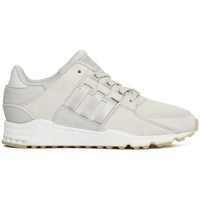 Shoes Women Low top trainers adidas Originals Eqt Support RF White-Grey