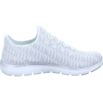 Shoes Low top trainers Skechers Flex Appeal 2 Insights White