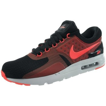 Shoes Men Low top trainers Nike Air Max Zero Essential Black-Red