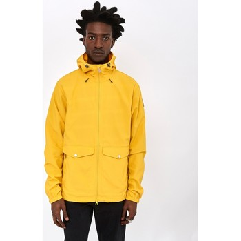 Clothing Men Macs Fjallraven Greenland Wind Jacket Yellow Yellow