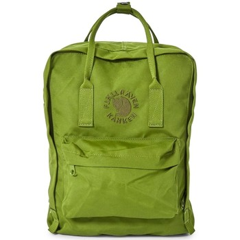 Bags Men Rucksacks Fjallraven Re-Kanken Backpack Green Green