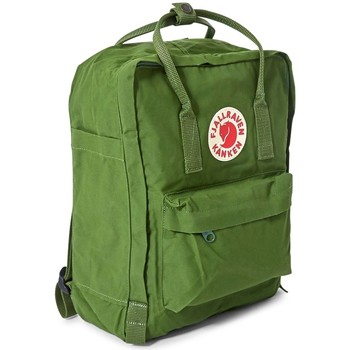 Bags Men Rucksacks Fjallraven Kanken Backpack Green Green