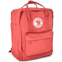 Bags Men Rucksacks Fjallraven Kanken Backpack Red Red