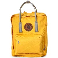 Bags Men Rucksacks Fjallraven Kanken Greenland Backpack Yellow Yellow