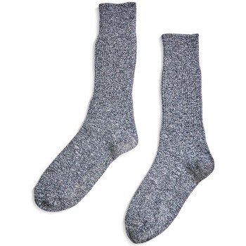 Shoe accessories Men Socks Anonymous Ism Mock American Rib Crew Sock Black Black