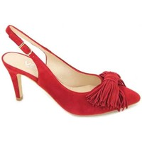 Shoes Women Sandals Calzados Vesga Estiletti 2284 Women's Shoes red