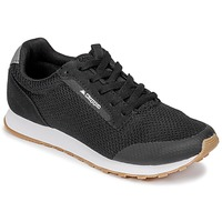 Shoes Women Low top trainers Kappa DALLAS Black