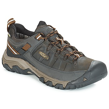 Shoes Men Walking shoes Keen TARGHEE III WP Kaki