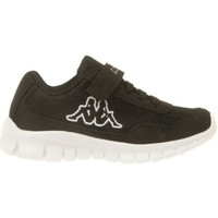 Shoes Children Low top trainers Kappa Follow K Black