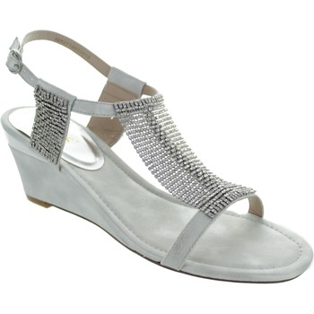 Shoes Women Sandals Lotus Klaudia Silver