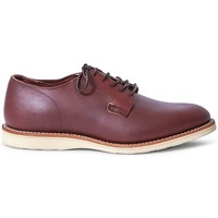 Shoes Men Boots Red Wing Heritage Work Postman Shoe Burgundy Red