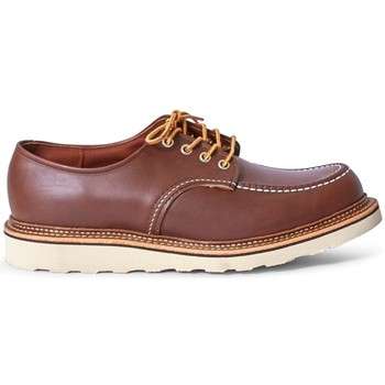 Shoes Men Boots Red Wing Heritage Work Oxford Boot Mahogany Red