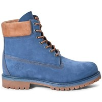 Shoes Men Boots Timberland 6 Premium Boot Navy