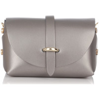 Bags Women Bag Laura Moretti Handbag MAE Grey F Grey