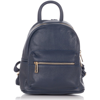 Bags Women Rucksacks Laura Moretti Backpack ROMANE Blue F Blue